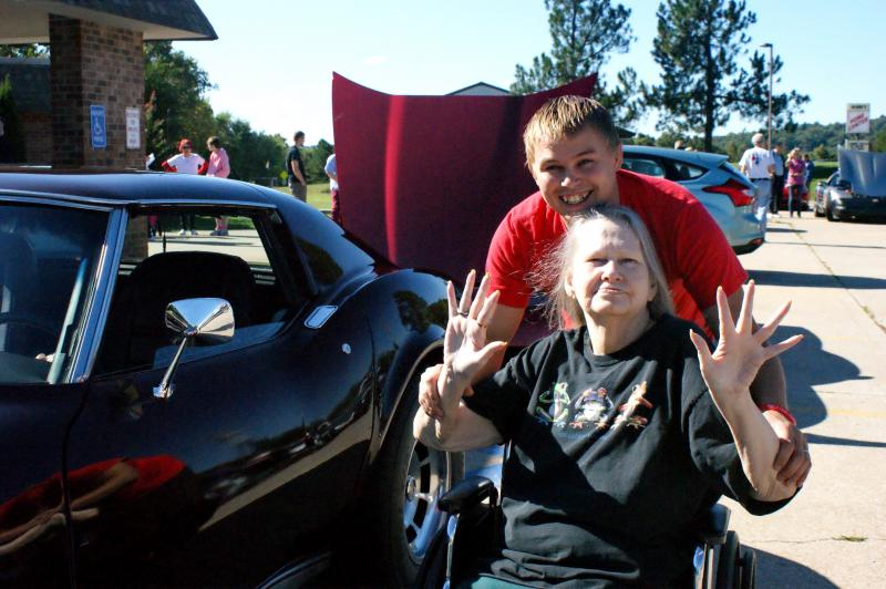 Eureka Springs Corvette Weekend 2014